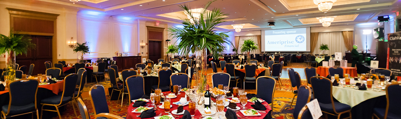 Charity Gala Ballroom