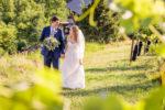 Wolf Mountain Wedding Couple