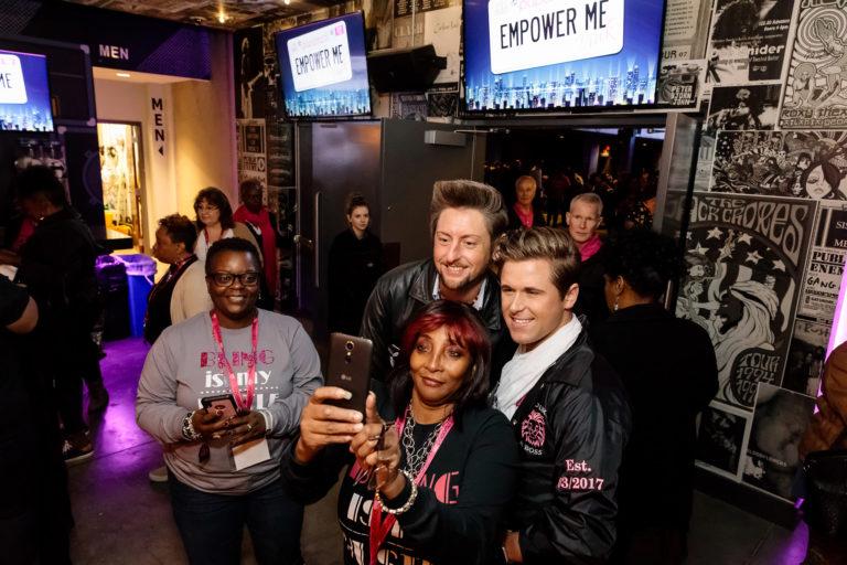 Paparazzi Accessories Empower Me Pink Tour Atlanta at the Coca-Cola Roxy