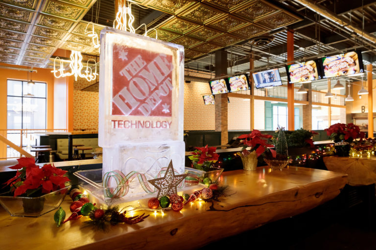 Home Depot Corporate Holiday Party at Punch Bowl Social