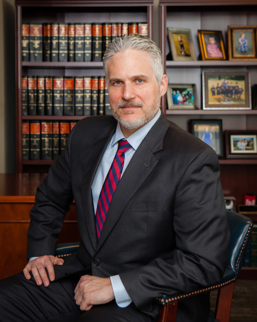 District Attorney Head Shot